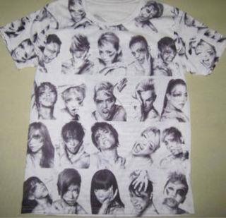 浜崎あゆみ限定Tシャツ