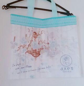 【axes】ショップ袋