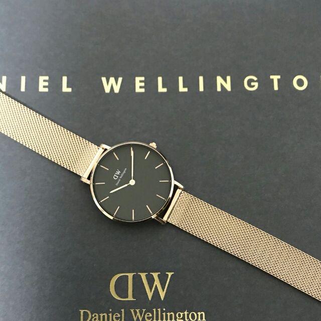 今だけセールダニエルウェリントン 腕時計 レディース