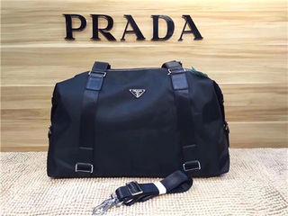 プラダ品番9103メンズ旅行用バッグ