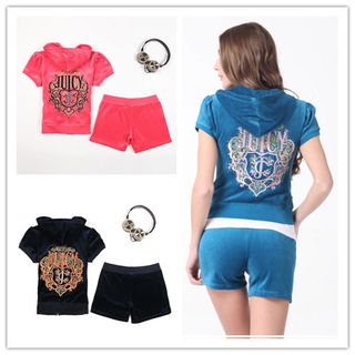 JUICY COUTURE 激安!セットアップ 半袖 夏