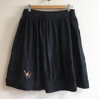ポールスミス 刺繍スカート