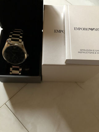 EMPORIO ARMANI腕時計¥38000¥17800