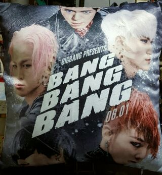 【6月激安セール】BIGBANGクッション