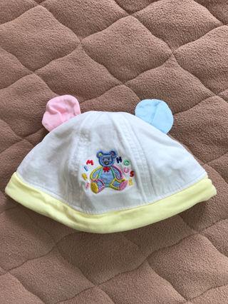 ミキハウス ベビー帽子