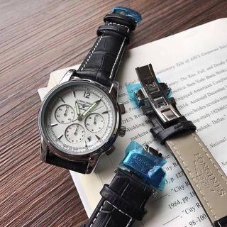 新品大人気 LONGINESクォーツ 腕時計 送料無料