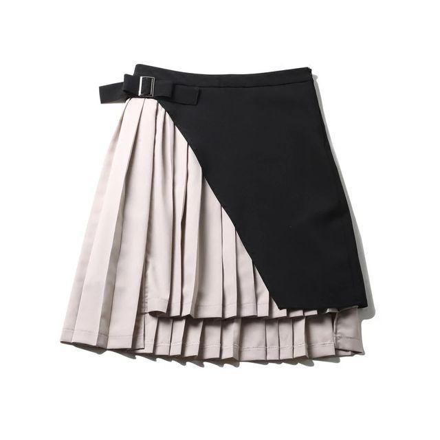 個性 スカート プリーツスカート SIB114223