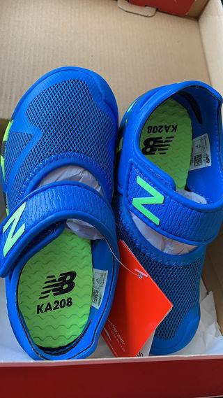 NB新品靴