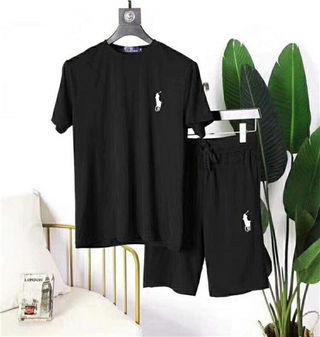 POLO Tシャツ上下セットTシャツ&パンツ  セット販売