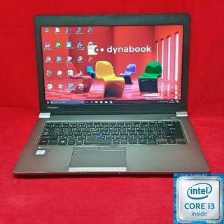 第6世代 i3/TOSHIBA DynaBook R64/U