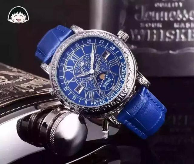 PATEK PHILIPPE新品 オシャレな注目の腕時計
