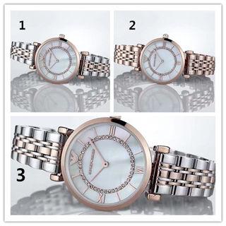 アルマーニ 腕時計 国内発送 人気a162