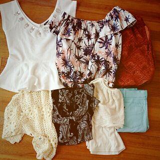 夏物福袋Lilidia、LIP、EMS