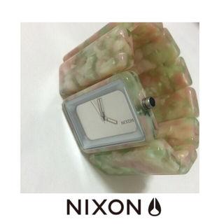NIXON 時計 正規品 ニクソン