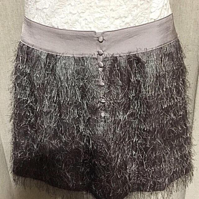 FREE'S日本製 フリンジスカート