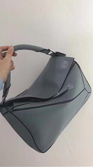 ロエベ  パズル スモール 2WAY ハンドバッグ