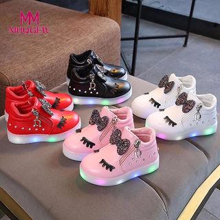 光る靴 韓国服 インポート 光るスニーカー 新品