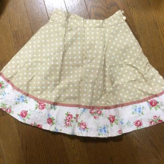 fint スカート