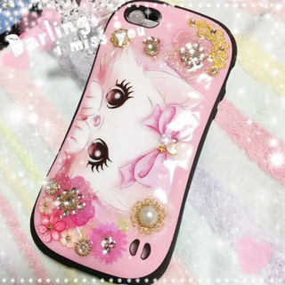 DisneyマリーiPhone5s*SEiFace