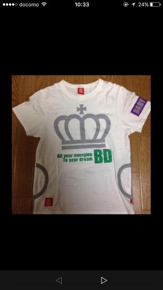 ベビードールのロゴTシャツ!