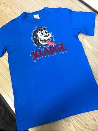 XLARGEゴリラTシャツ!!送料込み!