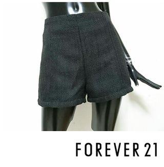 FOREVER21*ツイードショートパンツ