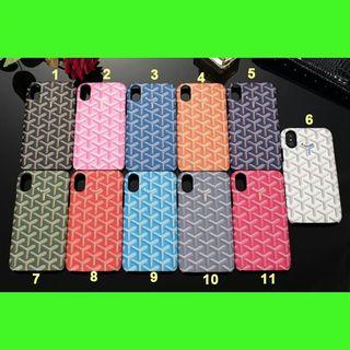 手帳型iphone8/8plusカバー