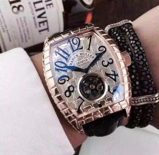 フランク・ミュラー メンズ 自動巻き腕時計