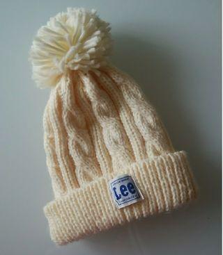Lee ニット帽子