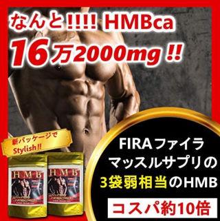 HMB業界No1配合量HMB1350ハイパーおまけ