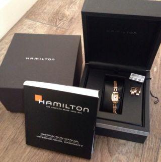 HAMILTON  レディース腕時計