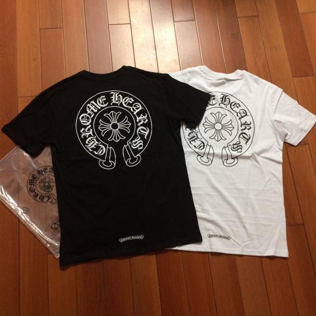 サイズM黒白二枚セット クロム八ーツ Tシャツ(Vivienne Westwood(ヴィヴィアン・ウエストウッド) ) - フリマアプリ&サイトShoppies[ショッピーズ]