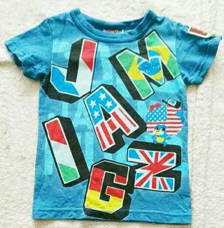 ジャム 100㎝ Tシャツ