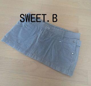 SWEET.B  ミニスカート