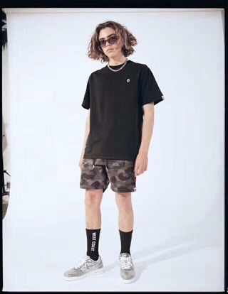 Bape × Stampd Tシャツ