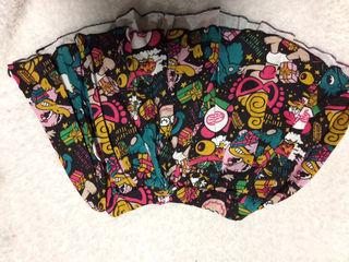 ヒスミニ スカート 子供キッズ100サイズ