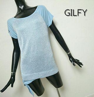 GILFY*重ね着デザインTOPS