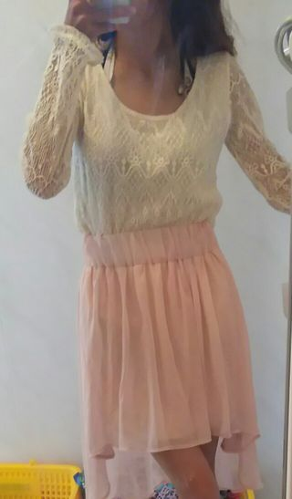 GAL STAR フィシュテールスカート
