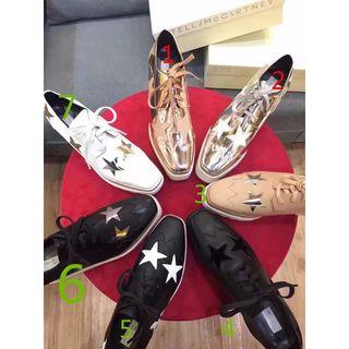 大人気。StellaMcCartney厚底靴