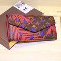 ルイヴィトン二つ折り財布(小銭入れあり)M42576(55)