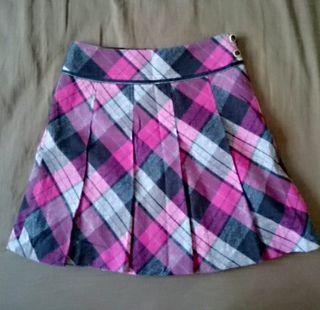 値下げpride glideプリーツスカート