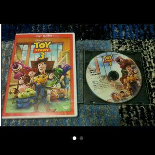 DVD  ディズニー  トイストーリー 3