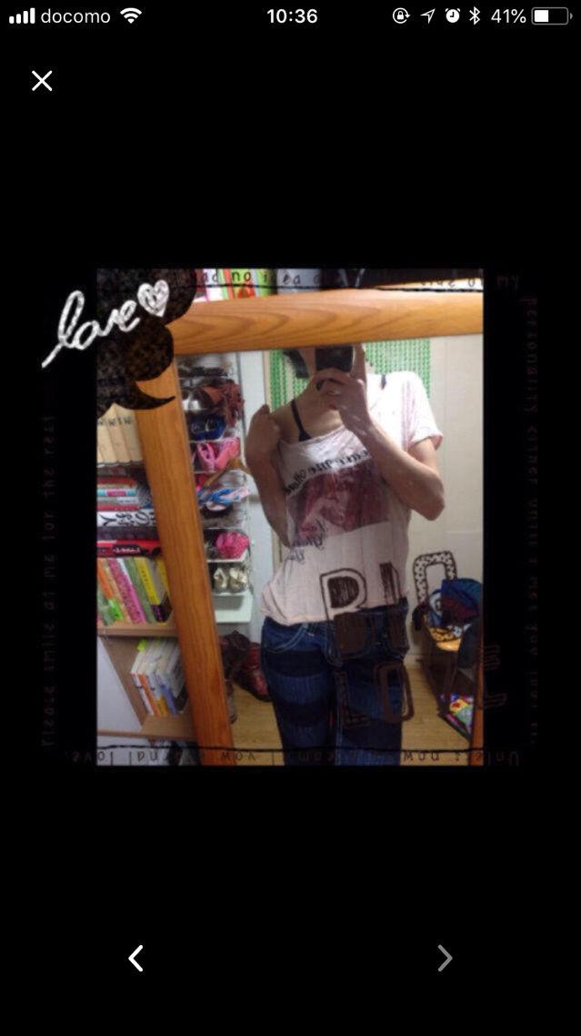ダズリンのオフショルTシャツ!
