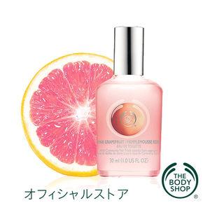 THE BODY SHOP ピンクグレープフルーツ