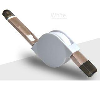 2in1 ケーブル USB & ライトニング アンドロイド