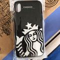 スタバ Starbucks iPhoneXR シリコンケース