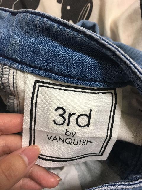 3rd by VANQUISH デニムパンツ