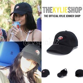 リップキャップブラックThe Kylie Shop