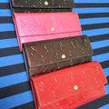 ヴェルニ☆二つ折り長財布☆どれか1つ