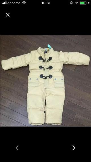 babygap ジャンプスーツ